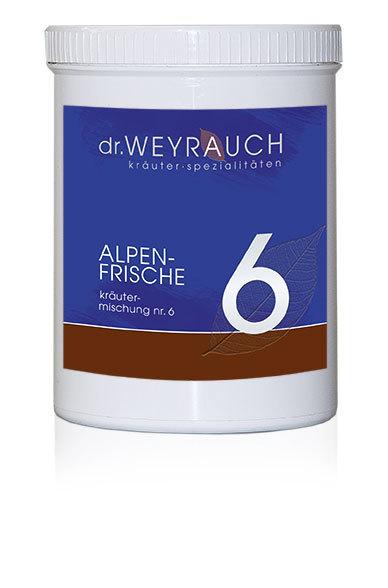 Dr.Weyrauch Alpenfrische Nr.6 00175