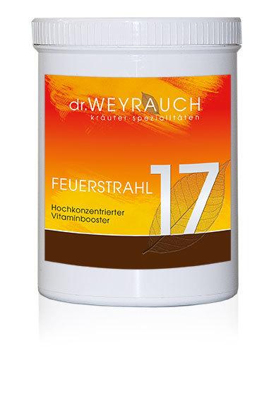 Dr.Weyrauch: moderne Vitaminversorgung Feuerstrahl Nr.17_Aktion 0200
