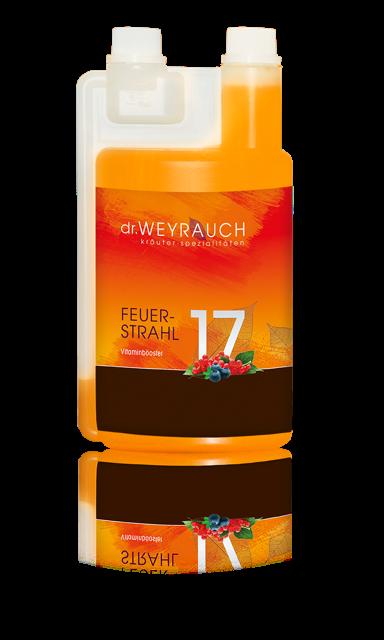 Dr.Weyrauch: moderne Vitaminversorgung Feuerstrahl Nr.17_Aktion