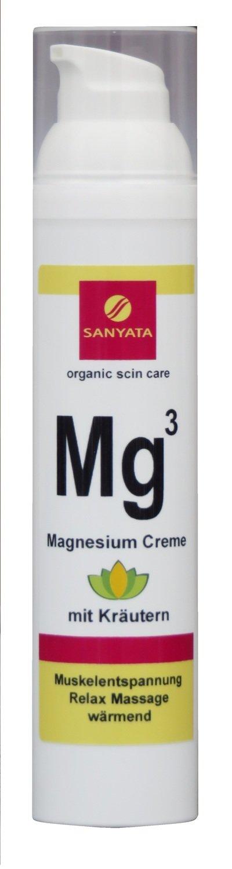 Magnesium Creme_Gelenken, Muskeln, Sehnen und Bänder