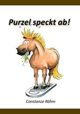 Buch Purzel speckt ab, C. Röhm