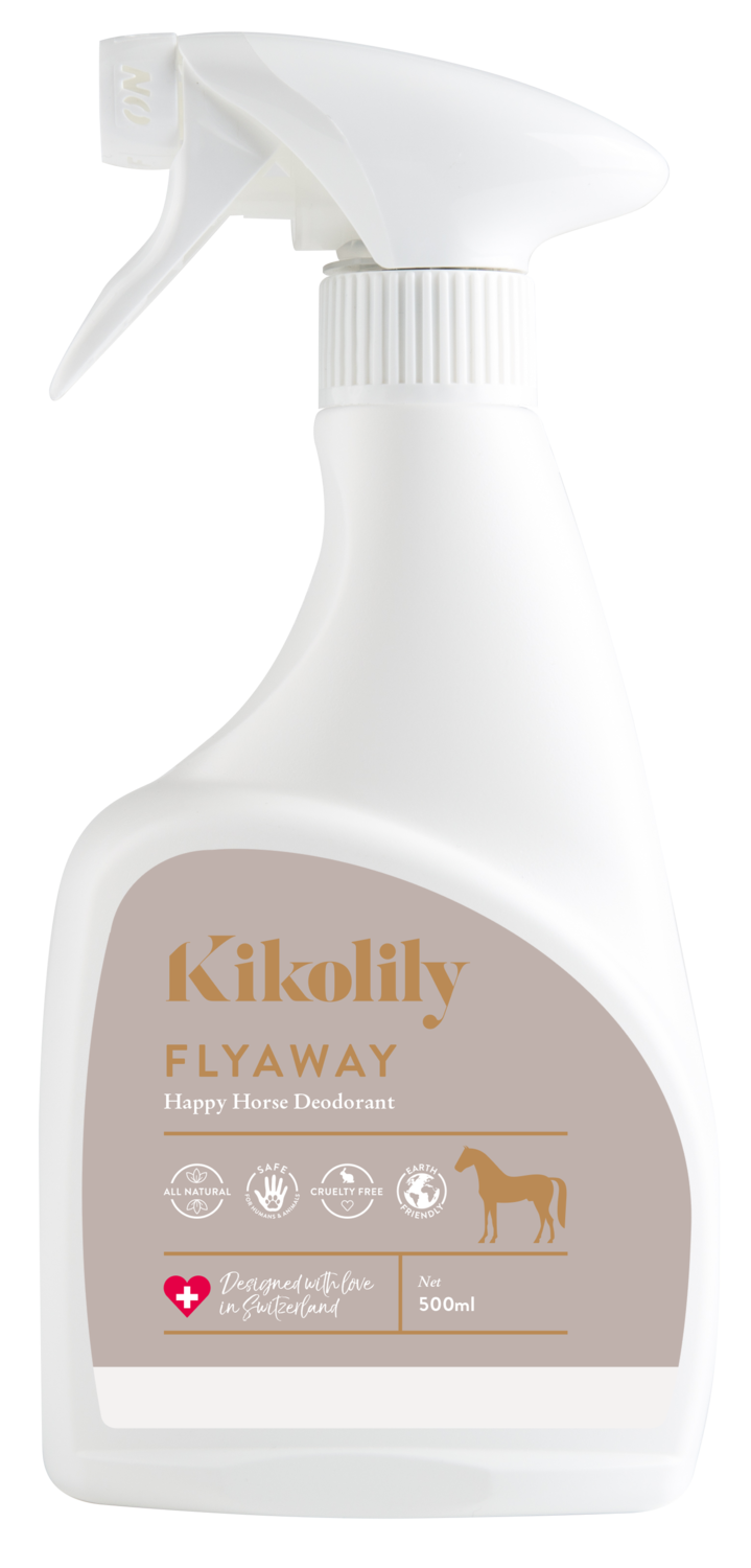 NEU: Kikolily Fly Away Spray