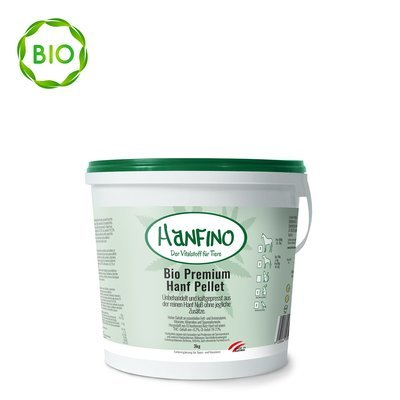 Hanfino Premium Hanfsamenpellets Bio_ Konventionell
