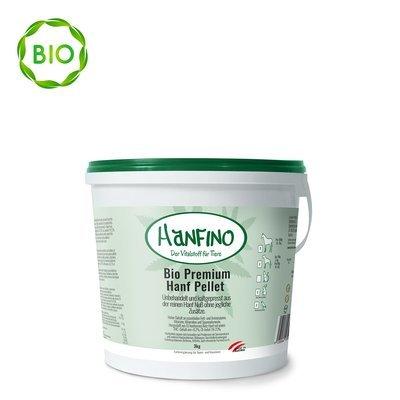 Hanfino Bio Premium Hanfsamenpellets