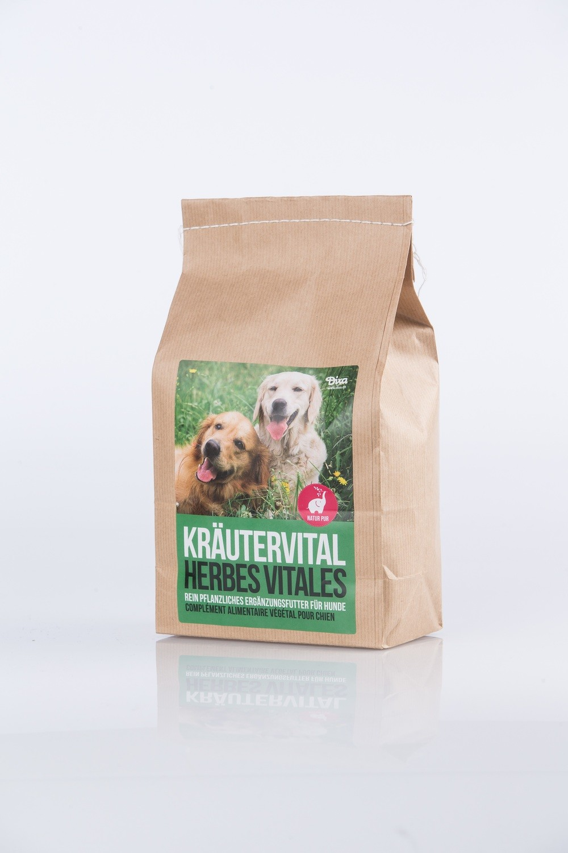 Kräutervital für Hunde