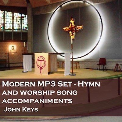 Hymn Accompaniment CDs and MP3 downloads