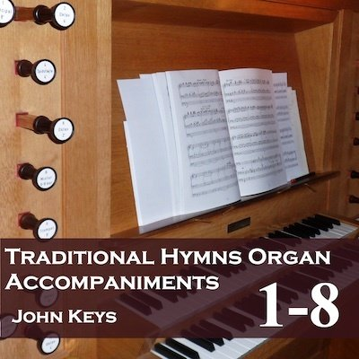 Hymn Accompaniment CDs and MP3 downloads