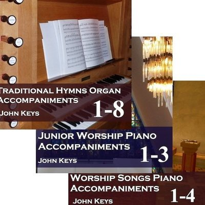 Modern MP3s Set: core traditional hymns and worship songs