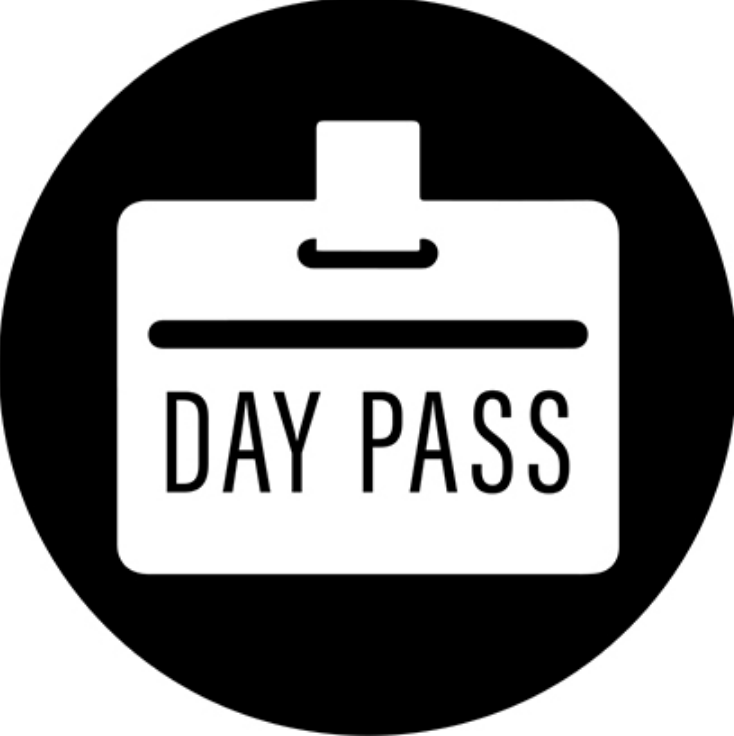 1 Day Pass (online special) 00000