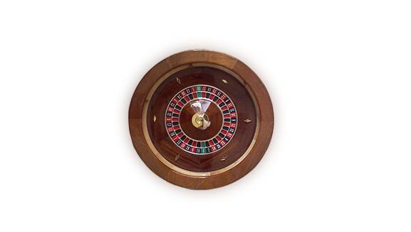 22' Roulette Wheel