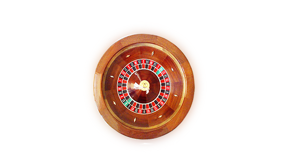 25' Roulette Wheel