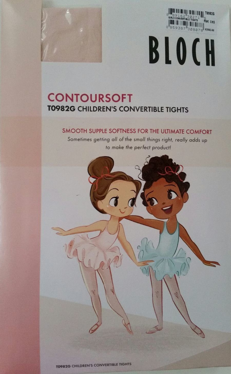c9727f8f37ee8 BLOCH CONTOURSOFT CONVERTIBLE TIGHTS CHILD & ADULT