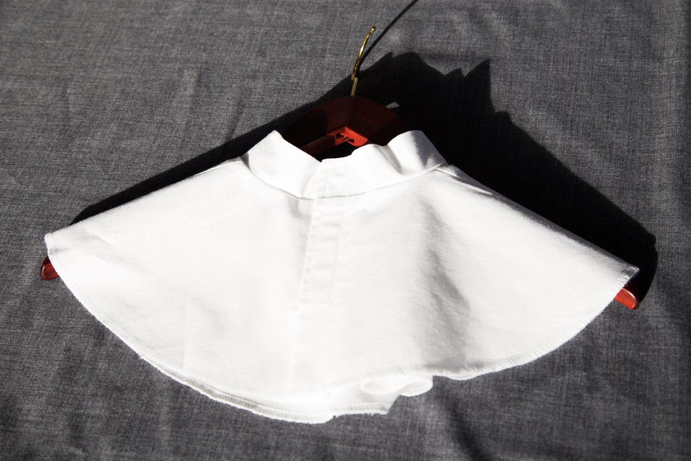 Snydeskjorte med kinakrave 00108-3