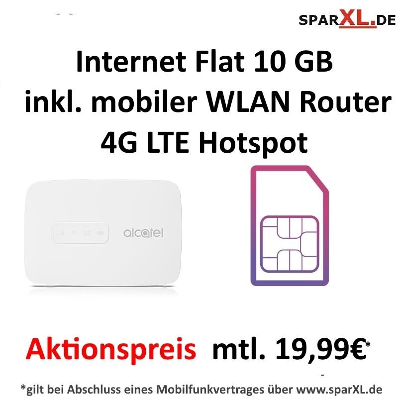 Mobile Internet Flat 10GB