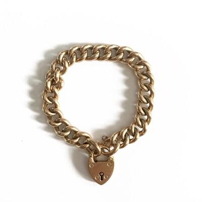 Circa 1915 Rose Gold Bracelet
