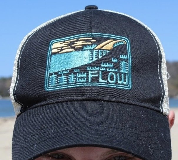 FLOW Trucker Hat 00002