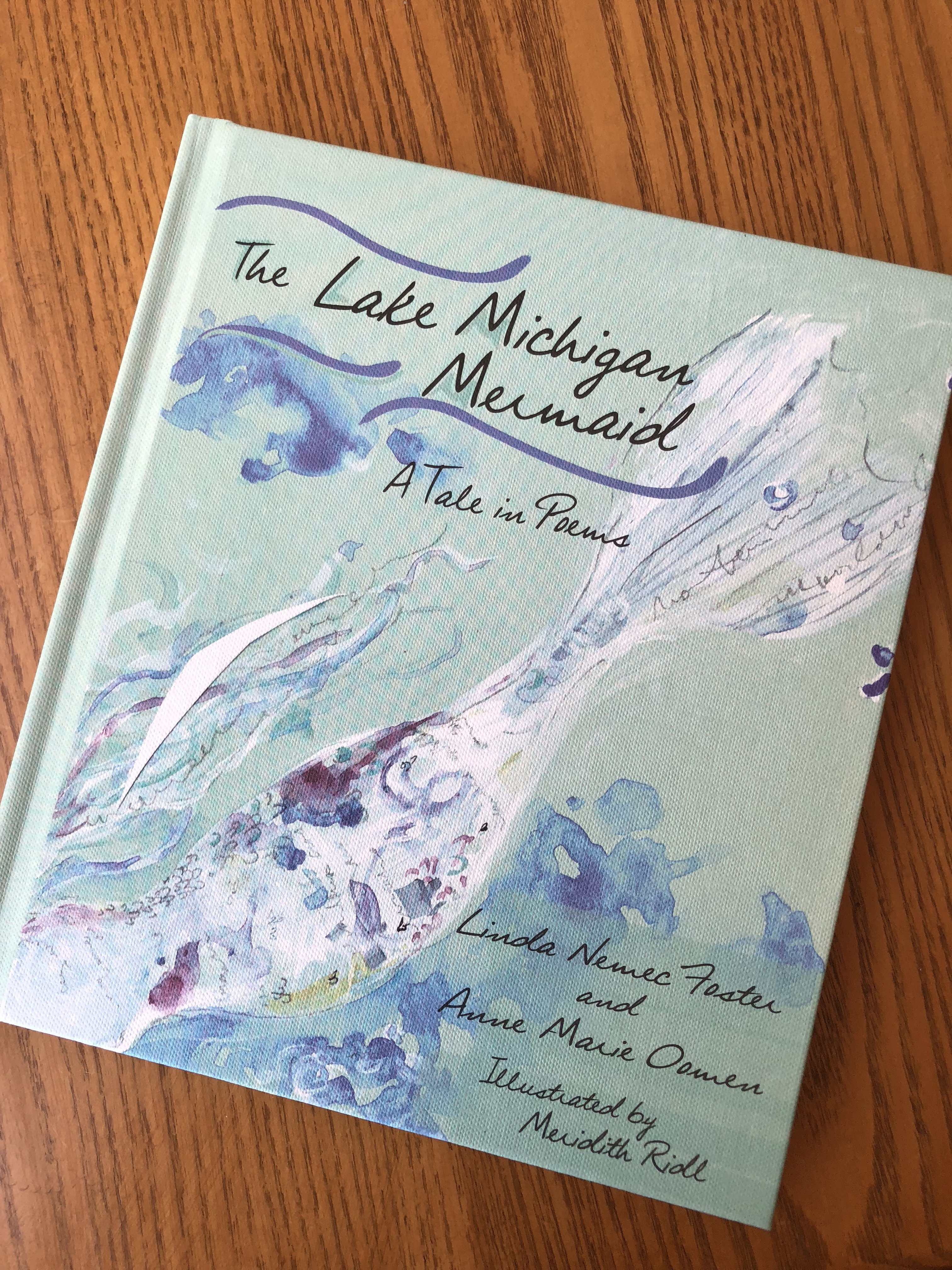 The Lake Michigan Mermaid: A Tale in Poems 00008