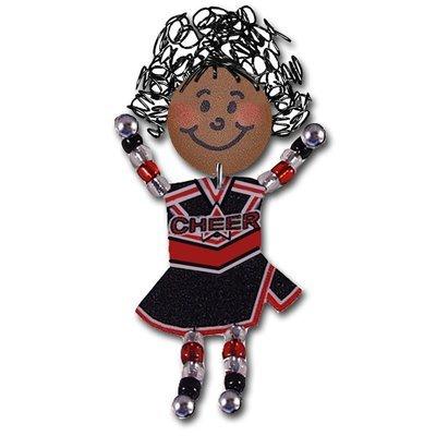 Cheer - Black, red, white