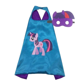 My Little Pony Twilight Sparkle Cape and Mask Set 00016