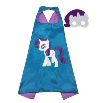 My Little Pony Rarity Cape and Mask Set 00017