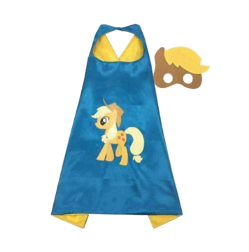My Little Pony Apple Jack Cape and Mask Set 00019
