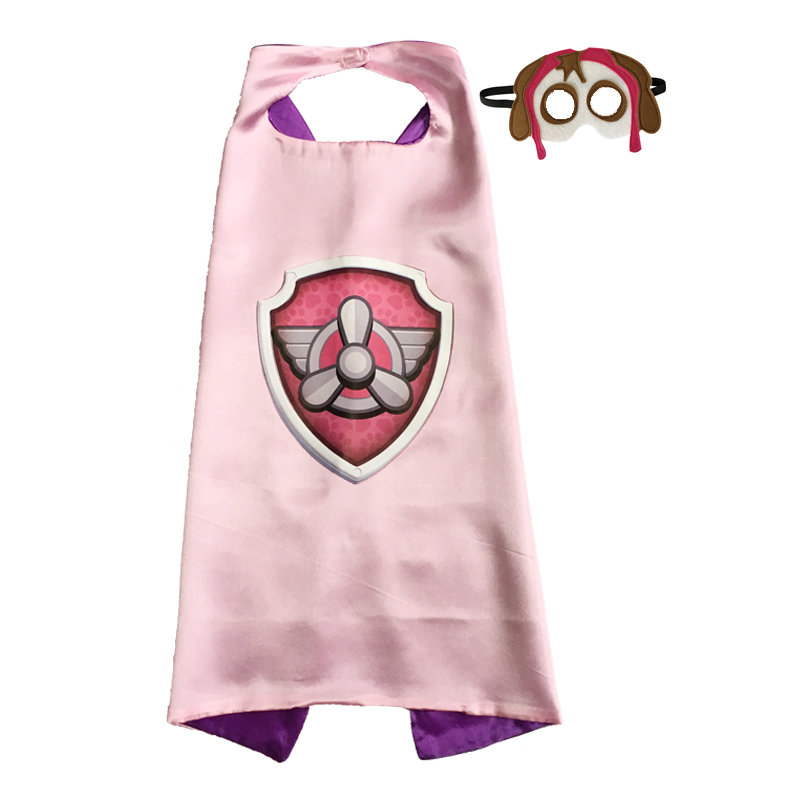 Paw Patrol Skye Cape and Mask Set 00011
