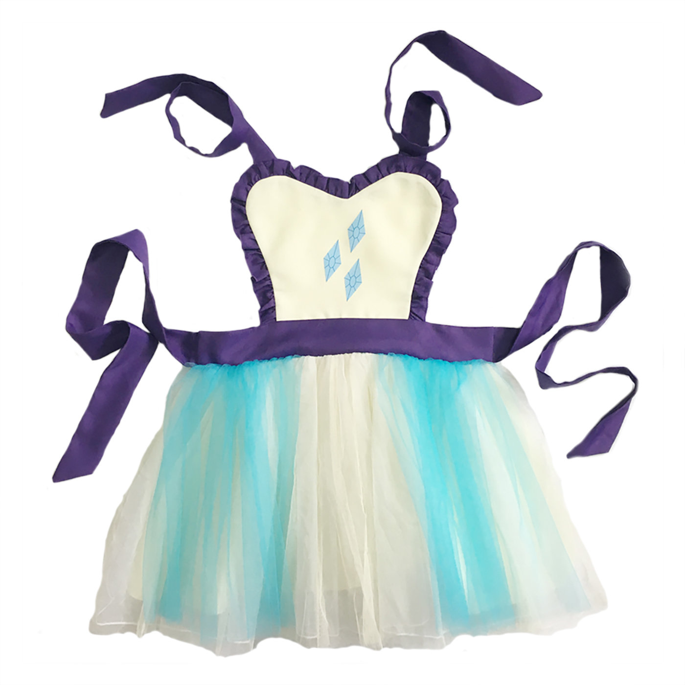 Rarity  Tutu Apron Costume 00029