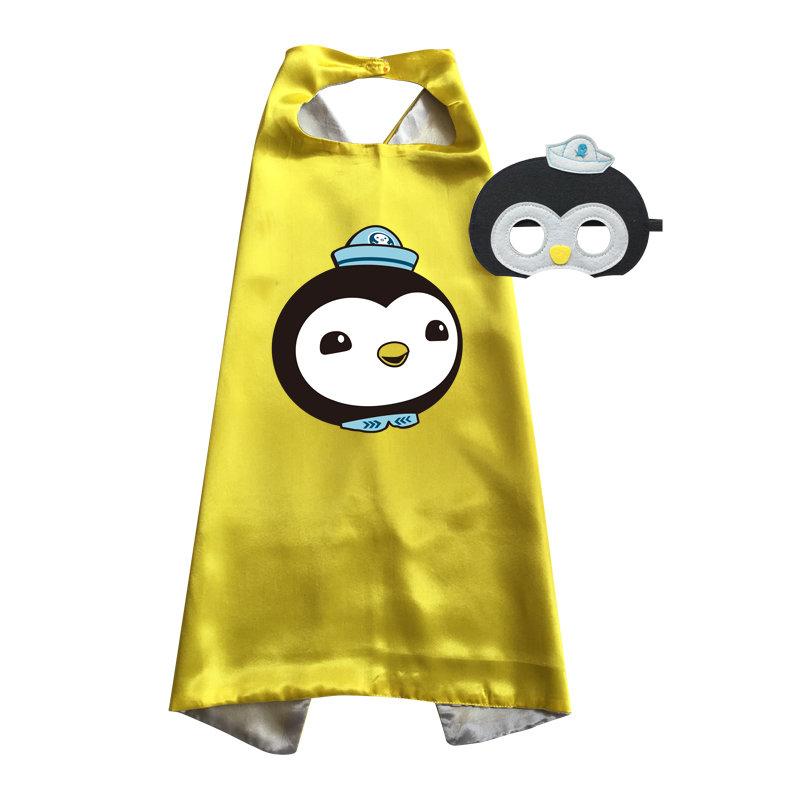 Octonauts Peso Dress Up Cape and Mask Set 00039