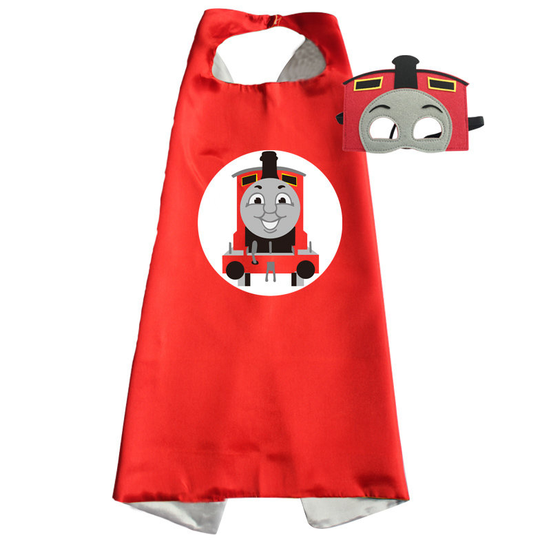 Thomas and Friends James Dress Up Cape and Mask Set 00040