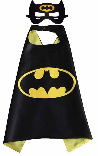 Batman Dress Up Cape and Mask Set 00041