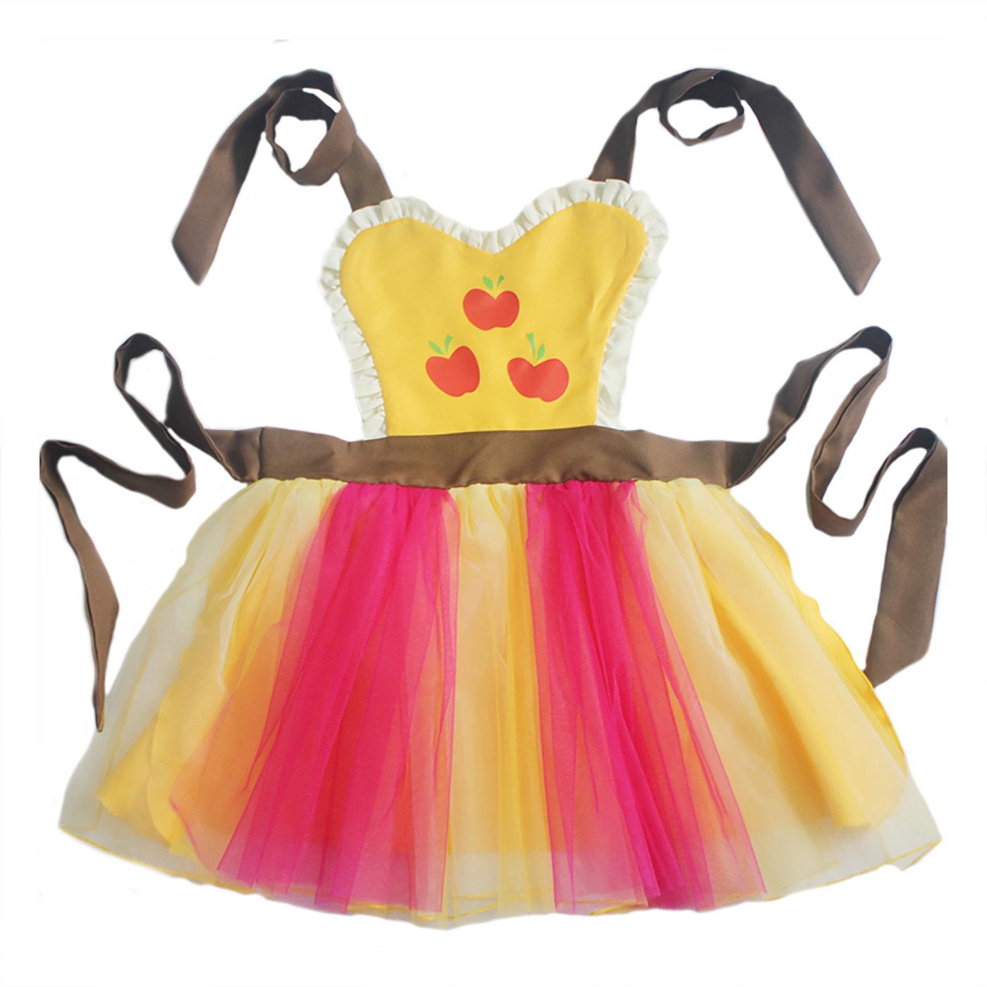 Apple Jack Tutu Apron Dress 00048
