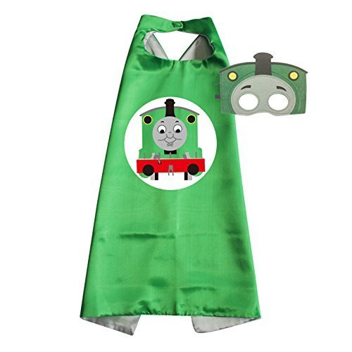 Traindrops Thomas and Friends Dress up Cape and Mask Set (Percy) 00057