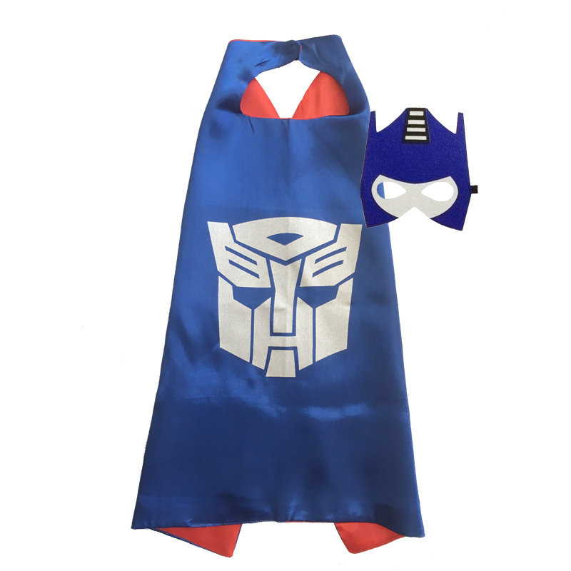 Transformers Optimus Prime Cape and Mask Set 00092