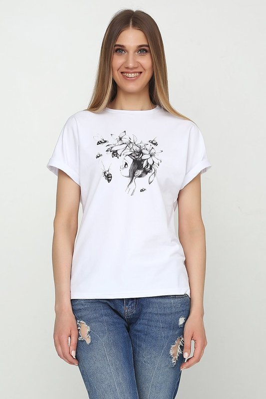 футболка Пчелки
