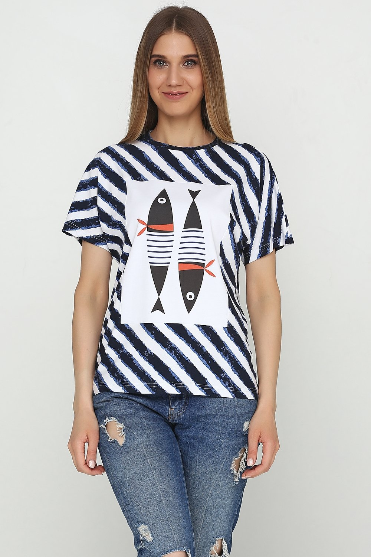 футболка Влюбленные селедки