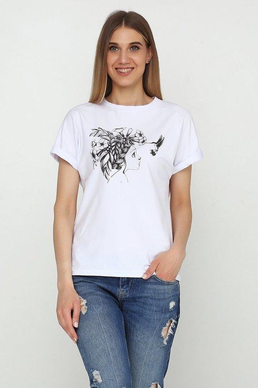 футболка Повитруля колибри
