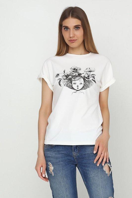 футболка Повитруля маки