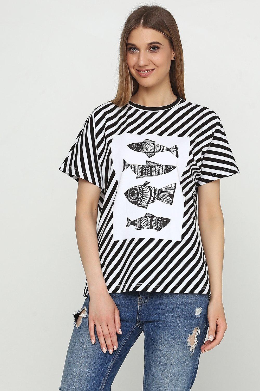 футболка Рыбы