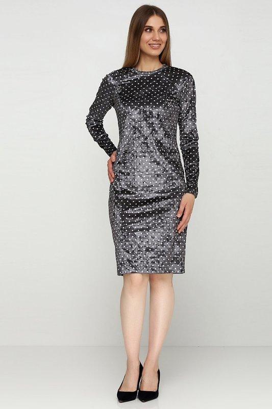 платье Velour-short