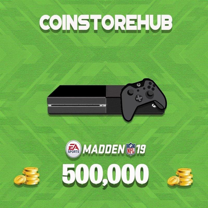 500K Xbox 1 Coins