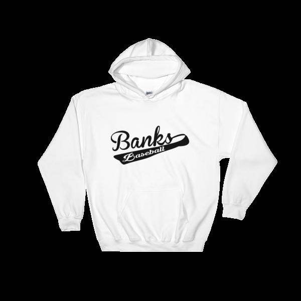 Banks Baseball Hooded Sweatshirt 00139