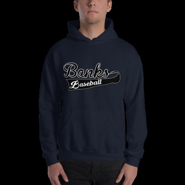 Banks Baseball Hooded Sweatshirt 00140