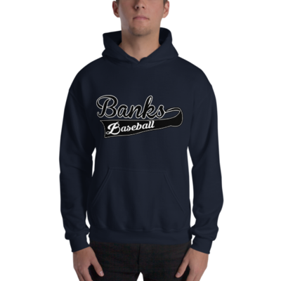 Banks Baseball Hooded Sweatshirt
