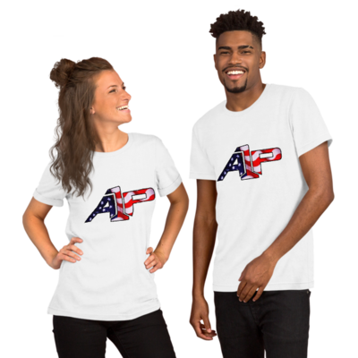 Flag Short-Sleeve Unisex T-Shirt