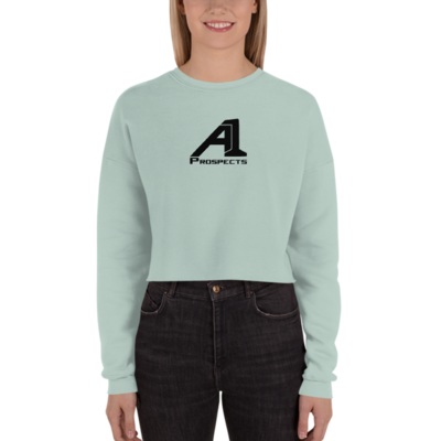 A1 Prospects Dusty Blue Crop Sweatshirt (b)