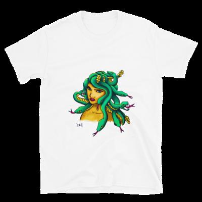 Medusa BG Short-Sleeve Unisex T-Shirt