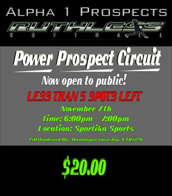 Nov 7th Power Prospect Circuit
