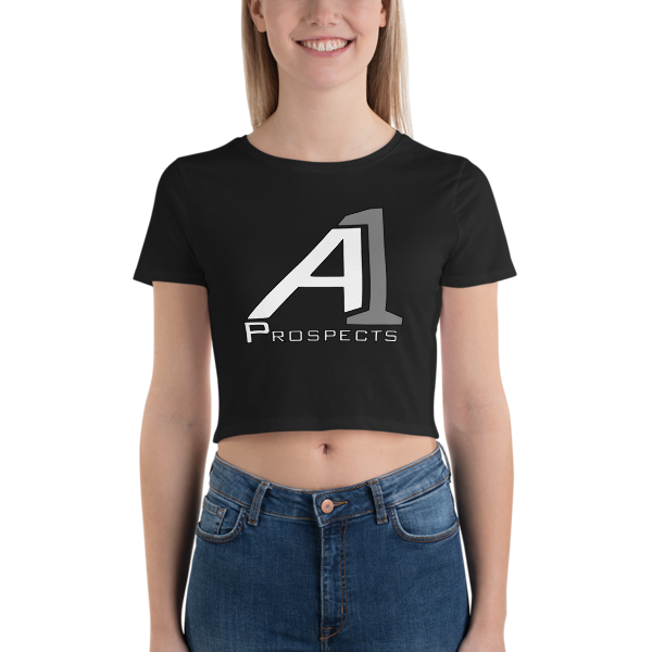 A1 Prospects Women's Crop Tee 00084
