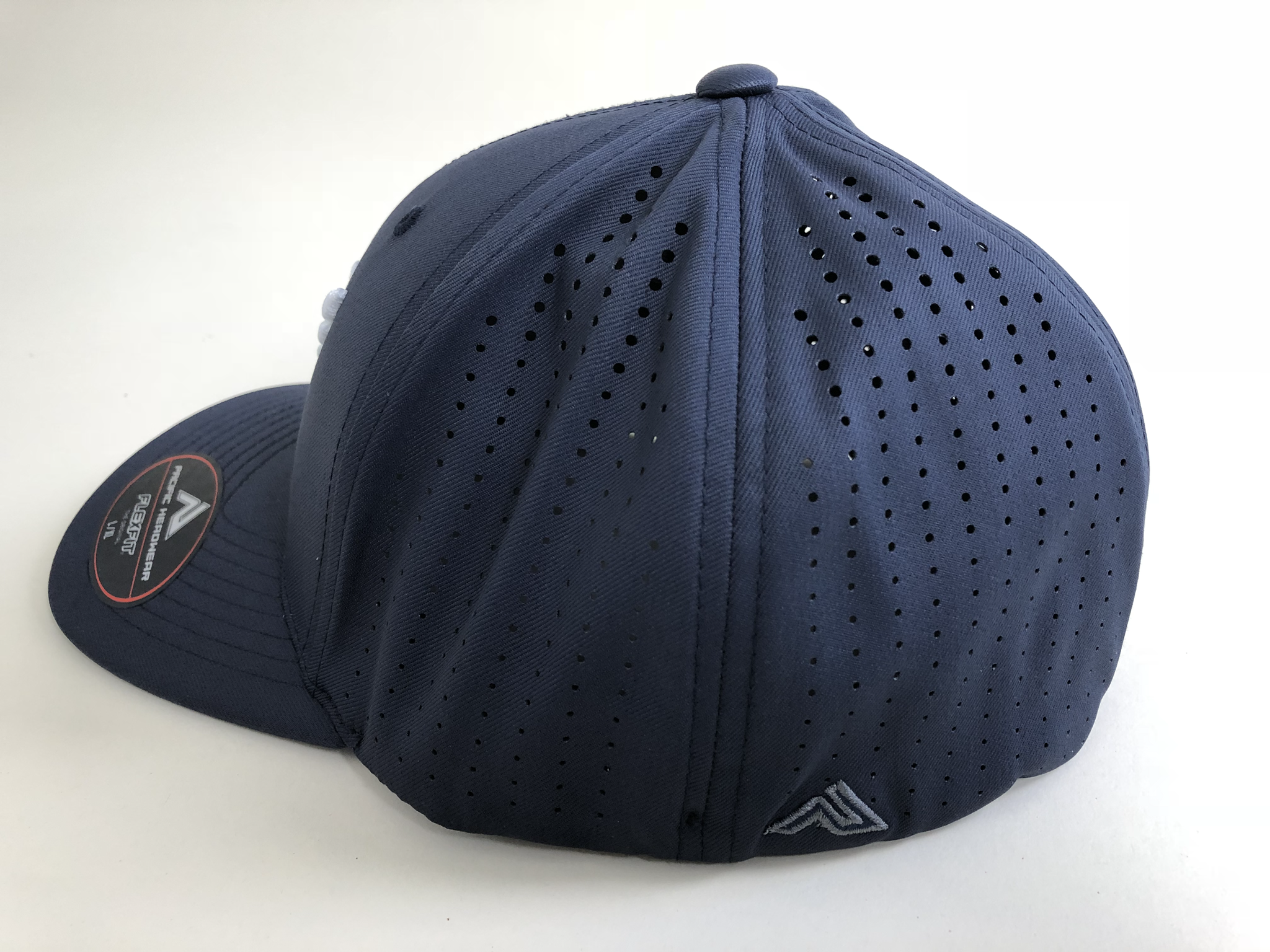 1d35011a70900 Merrick Motorsports Flexfit Perforated Performance Hat in Royal Blue