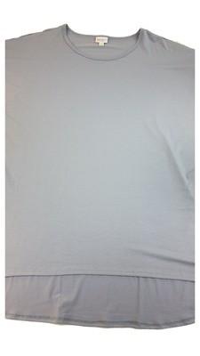 Irma LuLaRoe SOLID Tunic XXX-Large (3XL) Multicolor fits 26+